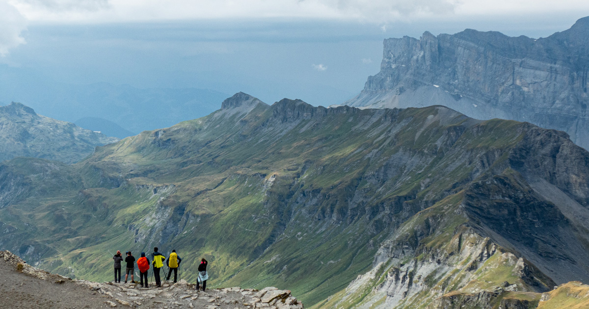 trek Alpes